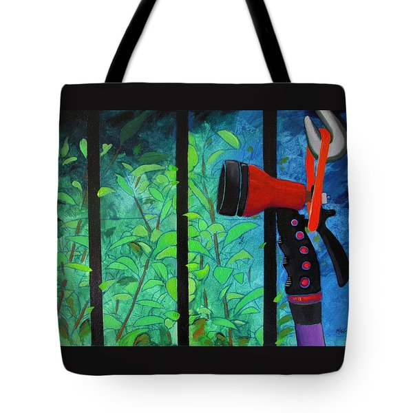 Hosed Tote Bag