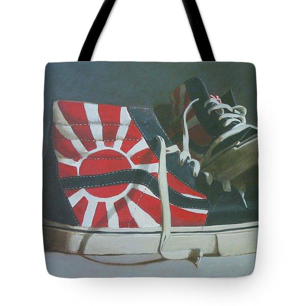 Hosoi Vans Tote Bag