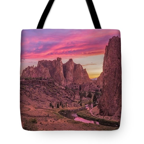 Hot August Night  Tote Bag