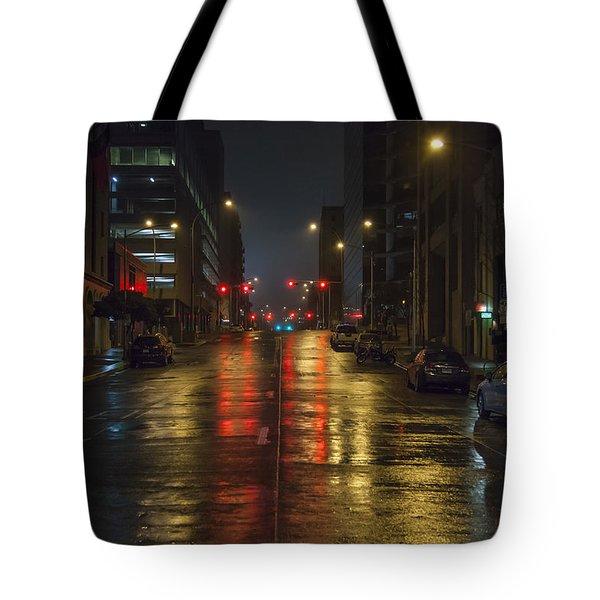 Hot Austin Tote Bag