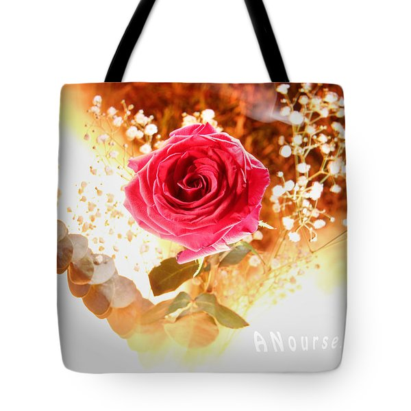 Hot Beauty Tote Bag