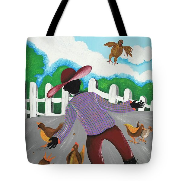 Hot Chicks Tote Bag