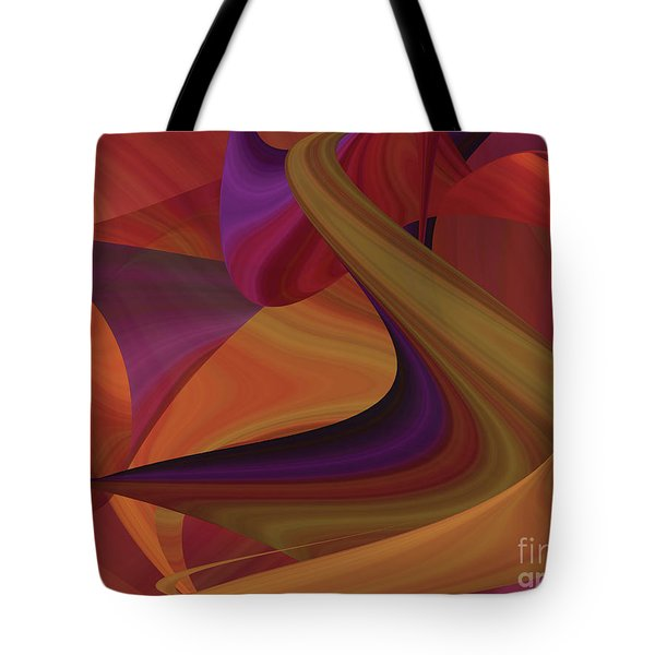 Hot Curvelicious Tote Bag