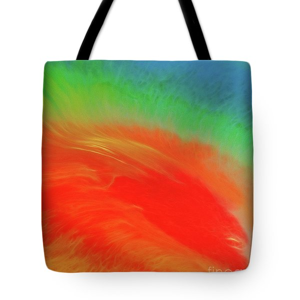 Hot Explosion Tote Bag