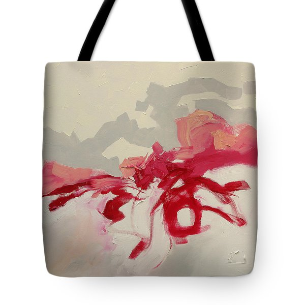 Hot Flash Tote Bag