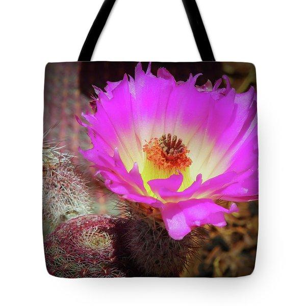 Hot In Pink Tote Bag