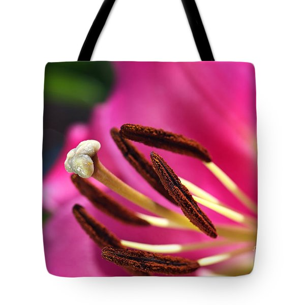 Hot Is Lily Tote Bag