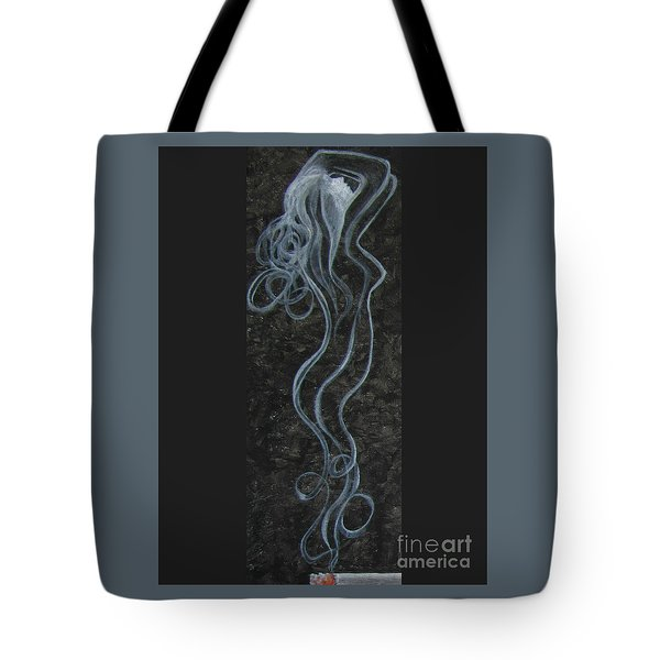 Smoking Hot Tote Bag