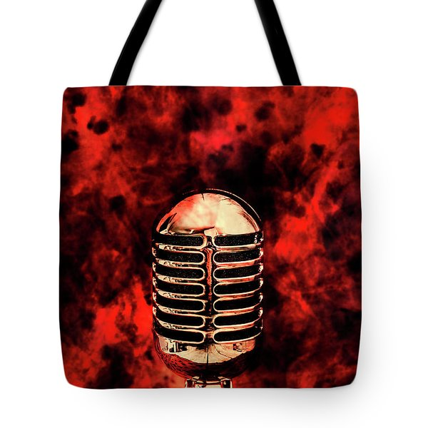 Hot Live Show Tote Bag