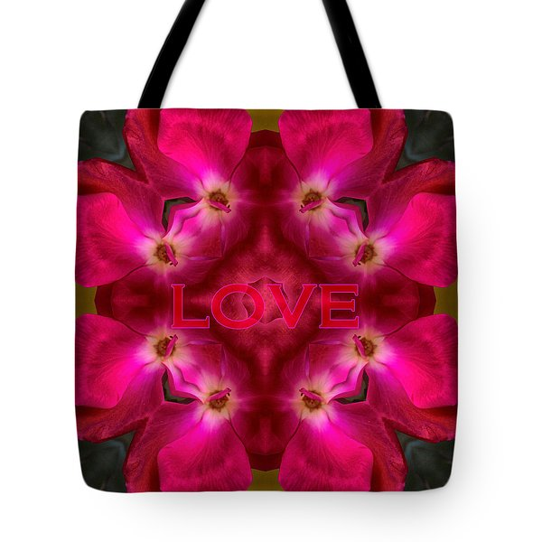 Hot Love Tote Bag