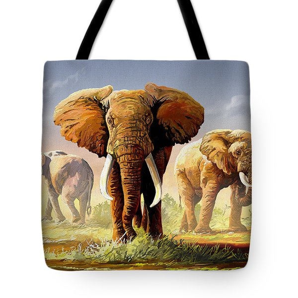 Hot Mara Afternoon Tote Bag