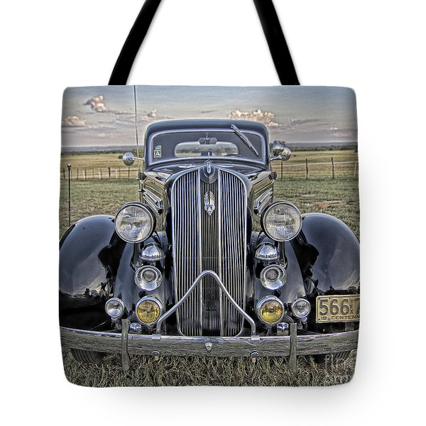 Hot Off The Grill Tote Bag