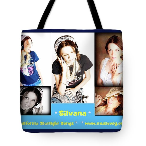 Hot Off The Presses Tote Bag by Silvana Vienne