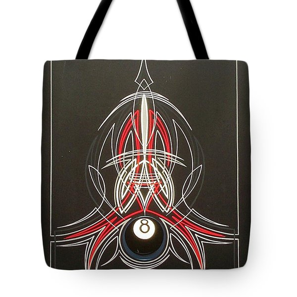 Hot Rod Life  Tote Bag