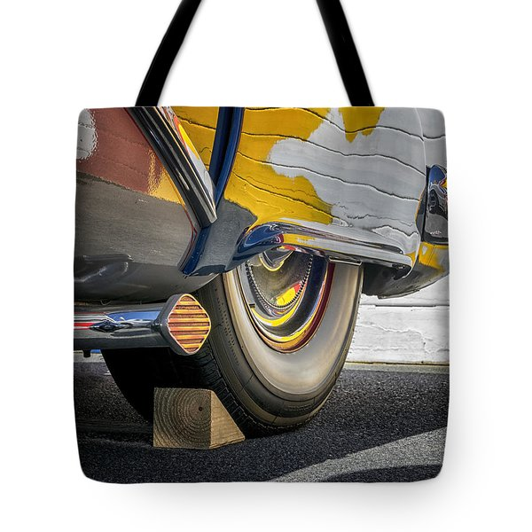 Hot Rod Realities Tote Bag by Gary Warnimont