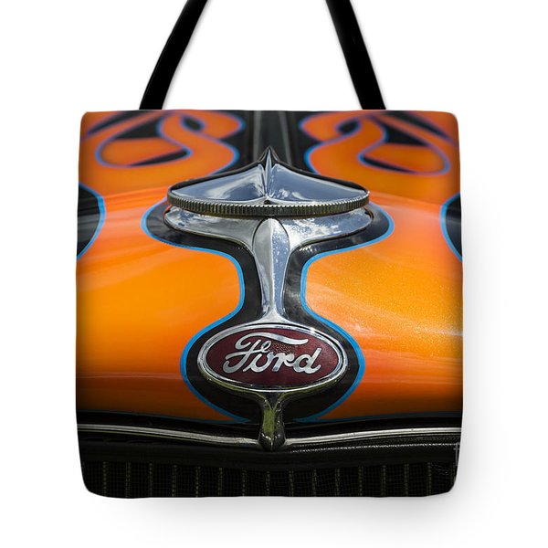 Ford 5 Tote Bag