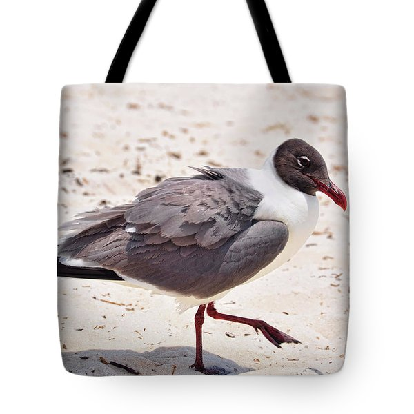 Tote Bag featuring the photograph Hot Sand by Jan Amiss Photography