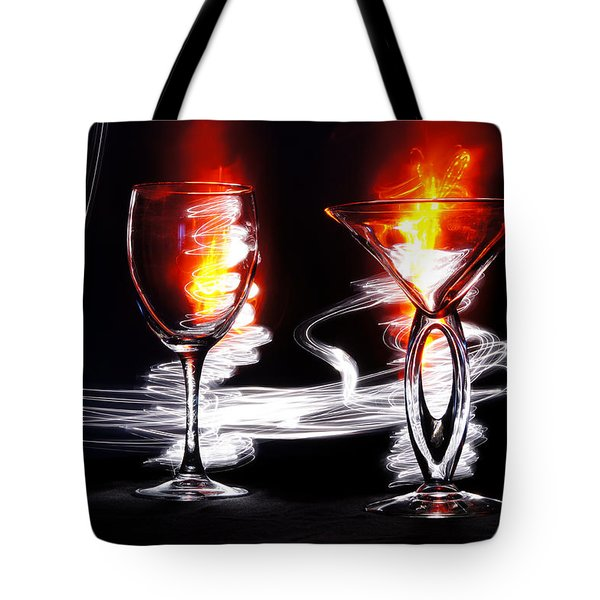 Hot Stuff Tote Bag