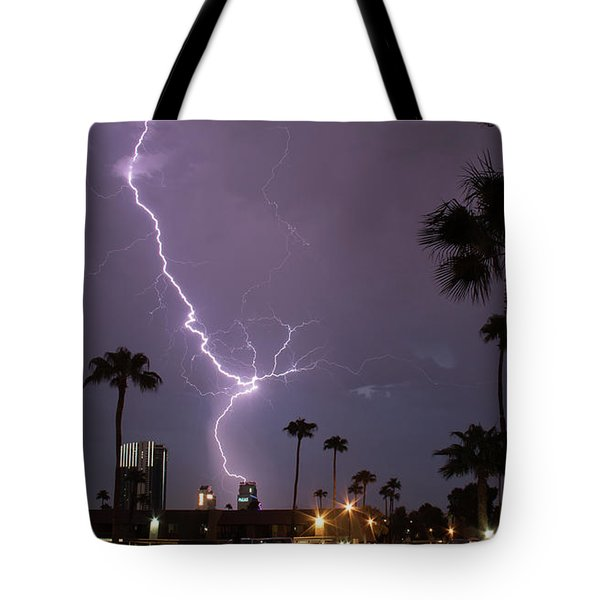 Tote Bag featuring the photograph Hot Stuff by Michael Rogers