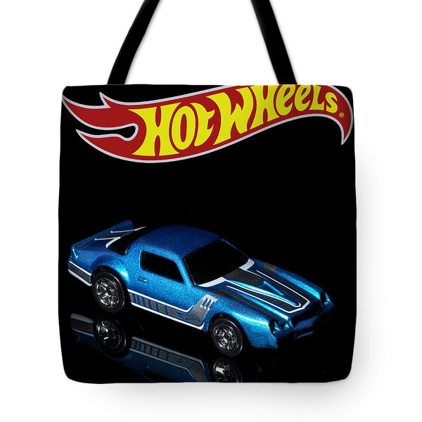 Hot Wheels 67 Pontiac Firebird 400-3 Tote Bag