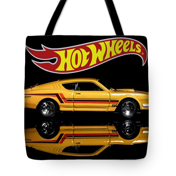 Hot Wheels '69 Mercury Cyclone Tote Bag