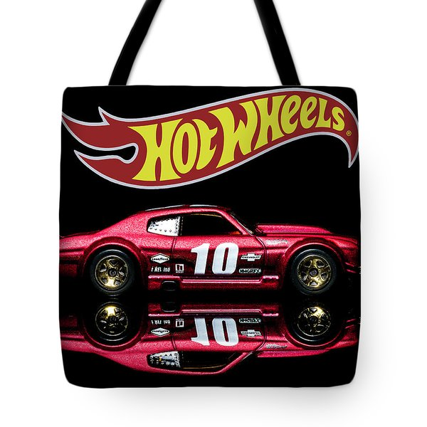 Hot Wheels '70 Chevy Chevelle-1 Tote Bag