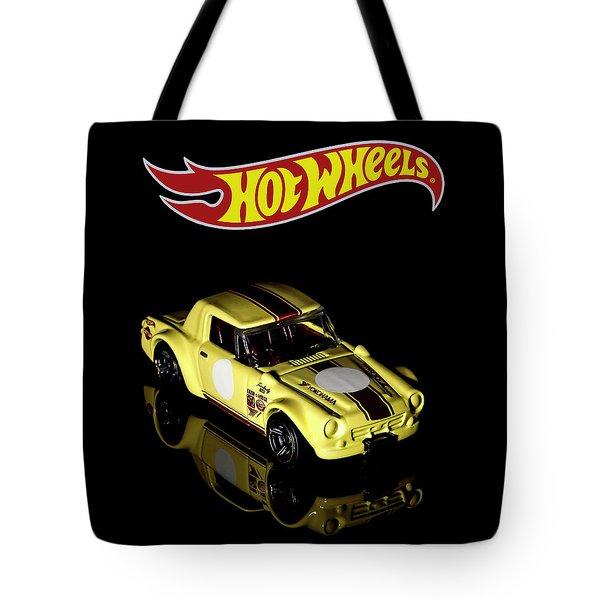 Hot Wheels Datsun Fairlady 2000 Tote Bag