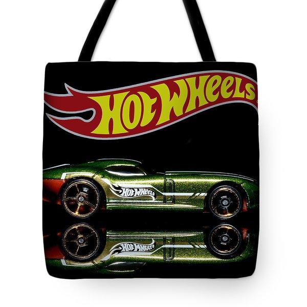 Hot Wheels Fast Felion Tote Bag