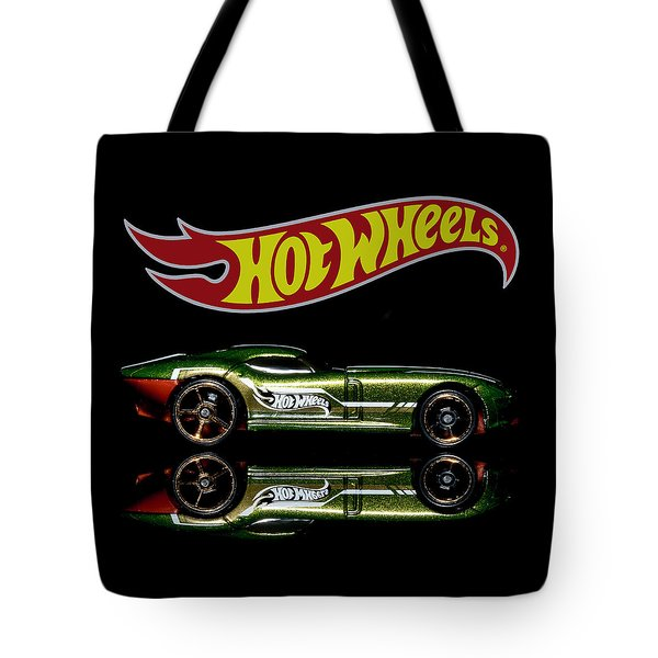 Tote Bag featuring the photograph Hot Wheels Fast Felion by James Sage
