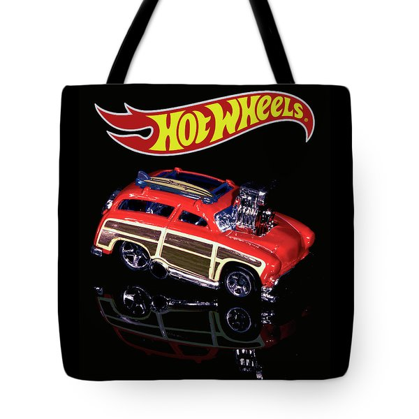 Tote Bag featuring the photograph Hot Wheels Surf 'n' Turf by James Sage