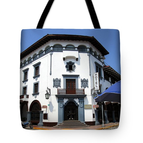 Hotel Colonial Tote Bag