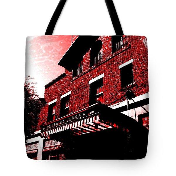 Hotel Congress Tote Bag