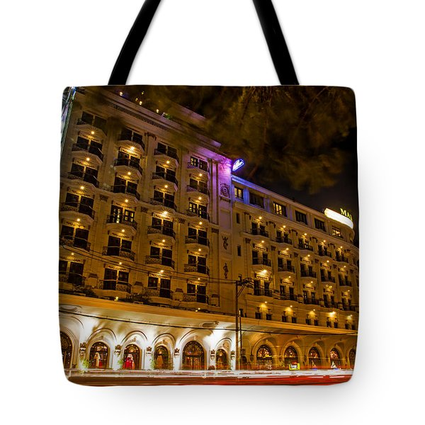 Hotel In Ho Chi Minh City Tote Bag