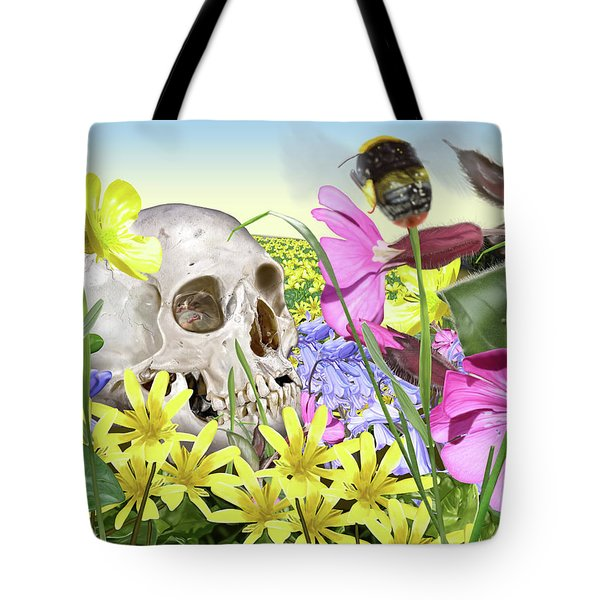 Hotel Ozymandias Tote Bag