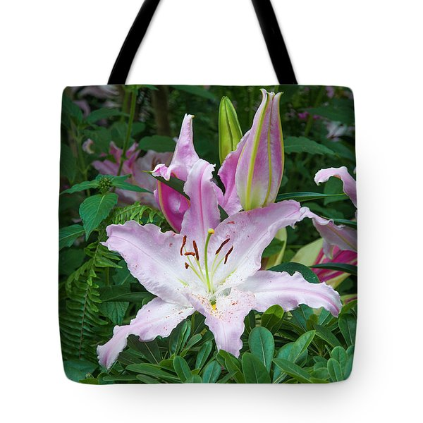 Hothouse Flowers - Longwood Gardens Tote Bag
