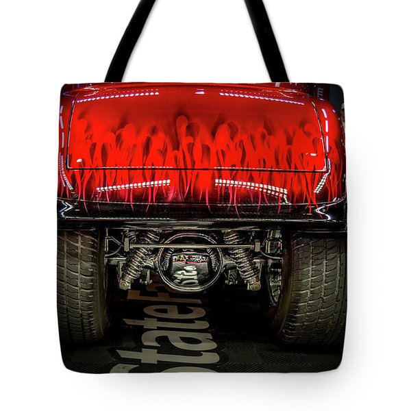 Hotrod Butt Tote Bag