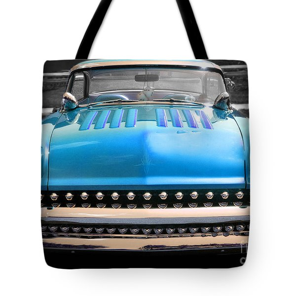 Tote Bag featuring the photograph Hotrod  by Raymond Earley