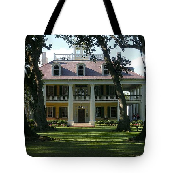 Houmas House Plantation Tote Bag