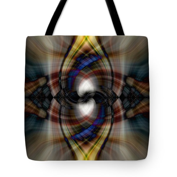 Hour Glass Tote Bag