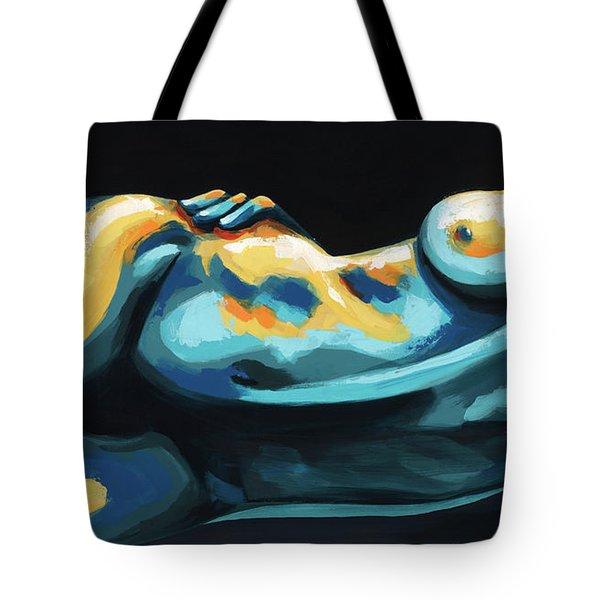 Hour Glass Tote Bag