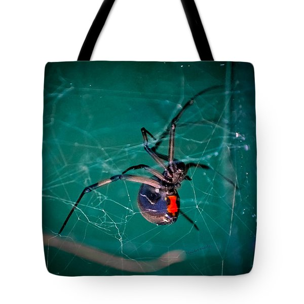 Hour Glass Of Death Tote Bag