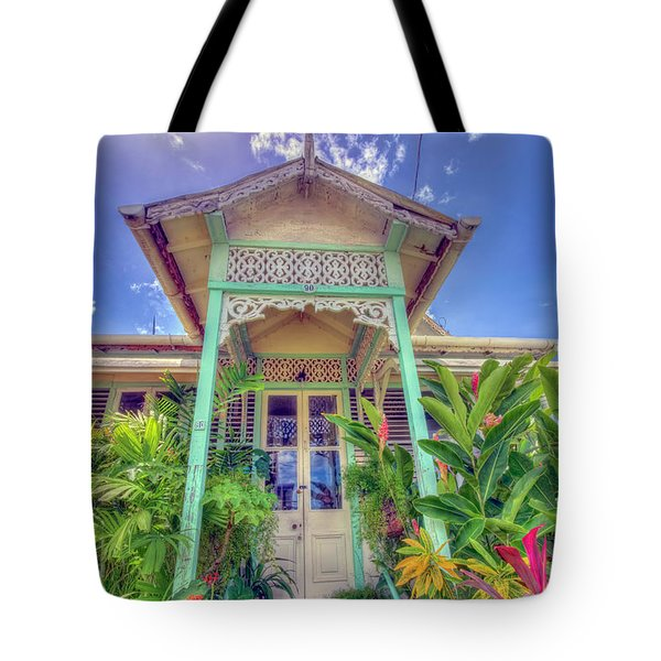 House # 90 Tote Bag