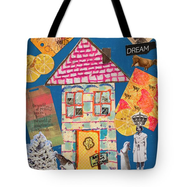 House #1 Tote Bag