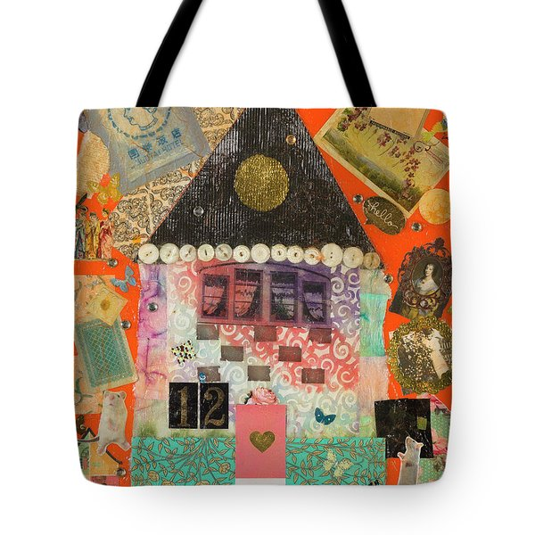 House #2 Tote Bag