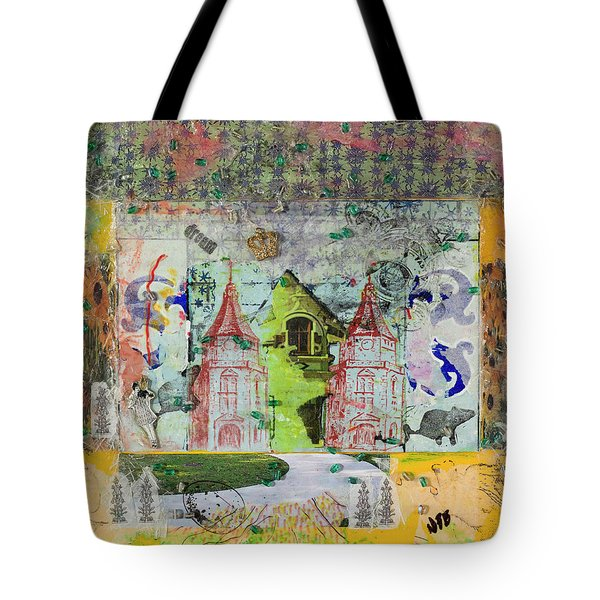 House #4 Tote Bag