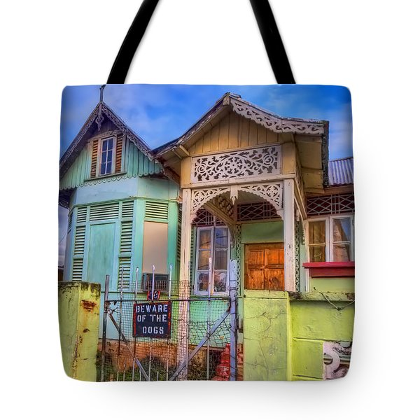 House Of Colors Tote Bag