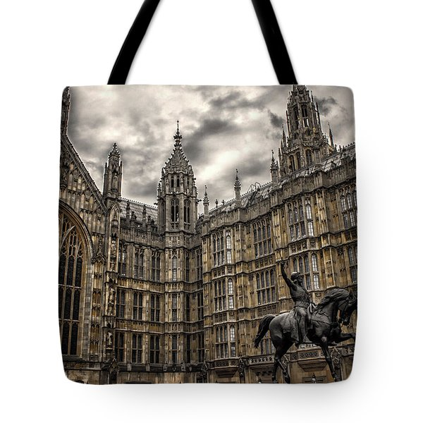 House Of Commons Tote Bag