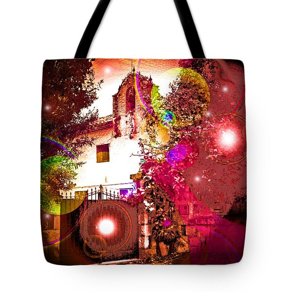 House Of Magic Tote Bag