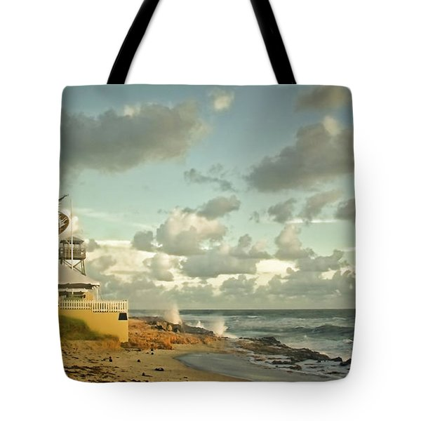 House Of Refuge Tote Bag