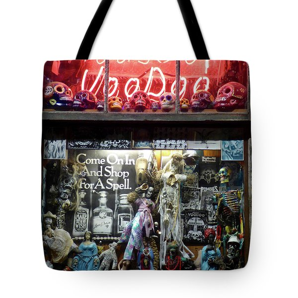 House Of Voodoo Tote Bag